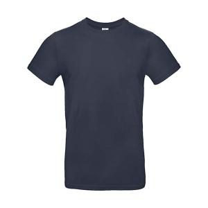 ΜΠΛΟΥΖΑΚΙ ΚΟΝΤΟΜΑΝΙΚΟ (t-shirt) B&C 100% ΒΑΜΒΑΚΕΡΟ ΜΠΛΕ