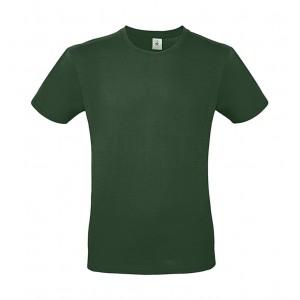 ΜΠΛΟΥΖΑΚΙ ΚΟΝΤΟΜΑΝΙΚΟ (t-shirt) B&C 100% ΒΑΜΒΑΚΕΡΟ XAKI