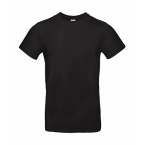 ΜΠΛΟΥΖΑΚΙ ΚΟΝΤΟΜΑΝΙΚΟ (t-shirt) B&C 100% ΒΑΜΒΑΚΕΡΟ ΜΑΥΡΟ