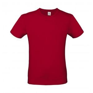 ΜΠΛΟΥΖΑΚΙ ΚΟΝΤΟΜΑΝΙΚΟ (t-shirt) B&C 100% ΒΑΜΒΑΚΕΡΟ ΜΠΟΡΝΤΟ