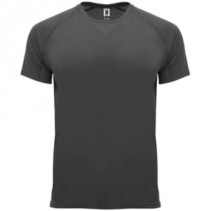 DRY FIT T-SHIRT BAHRAIN CA0407-46 ROLY ΑΝΘΡΑΚΙ